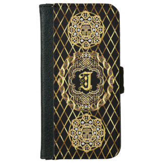 Monogram J IMPORTANT Read About Design iPhone 6/6s Wallet Case