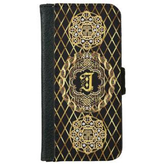 Monogram J IMPORTANT Read About Design iPhone 6/6s Wallet Case