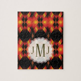 Monogram JMJ multiple products selected Puzzles