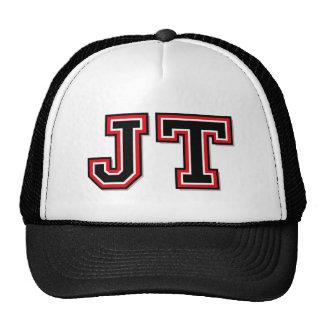 Monogram 'JT' Trucker Hat