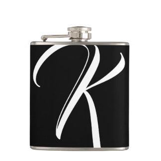 Monogram K Flask