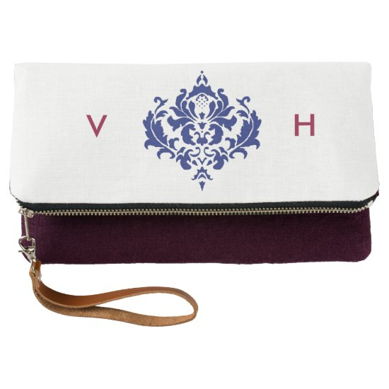Monogram KeyAesthetics Clutch