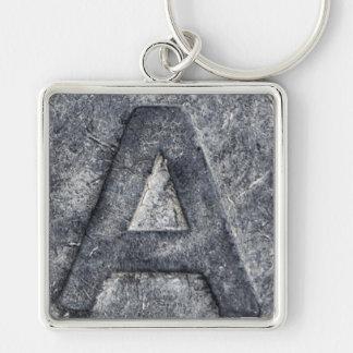 Monogram Keychain - A_3