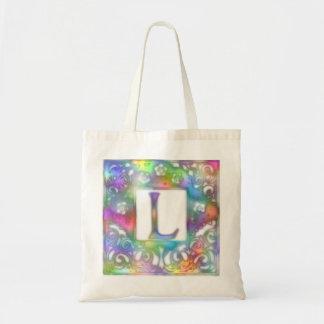 Monogram L Tote Bag