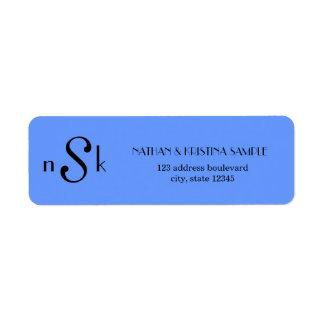 Monogram Label
