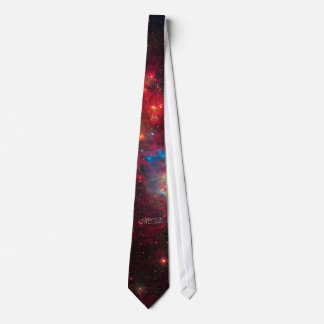 Monogram Large Magellanic Cloud Superbubble Tie
