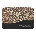 Monogram Leopard Style iPad Mini Case iPad Mini Cover