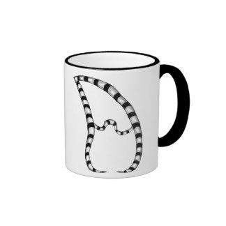 Monogram Letter A Mug
