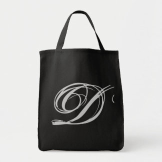 Monogram Letter D Bag