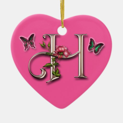 H is for Heart Alphabet Craft  I Can Teach My Child!
