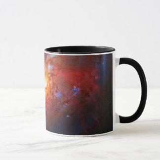 Monogram, M106 Spiral Galaxy, Canes Venatici Mug