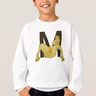 Monogram M Flexible Horse Personalised Sweatshirt