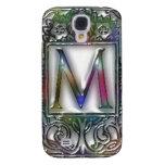Monogram M Galaxy S4 Covers