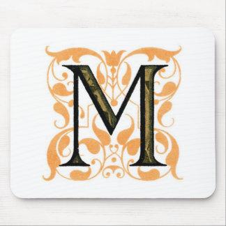 Monogram M Mouse Pad