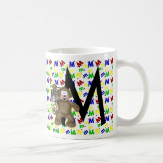 "Monogram ""M"" Mug"