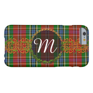 Monogram MacLean Of Duart Tartan Barely There iPhone 6 Case