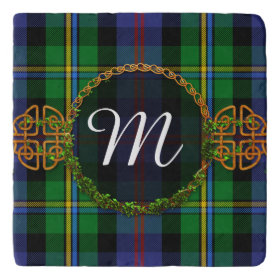 Monogram Malcolm Tartan Trivets