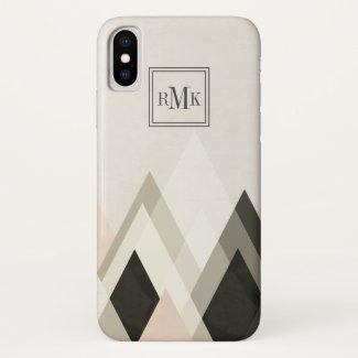 Monogram | Mountains Beyond Mountains III Case-Mate iPhone Case