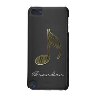 Monogram Music Note iPod Touch iPod Touch (5th Generation) Case