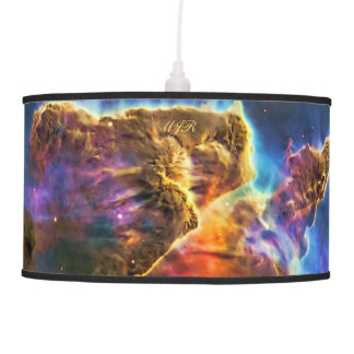 Monogram Mystic Mountains - Carina Nebula Hanging Lamp