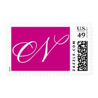 Monogram N 3 by Ceci New York Stamp