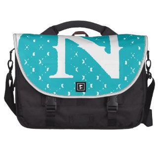 Monogram N Laptop Commuter Bag