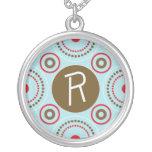 Monogram Necklace - Letter R