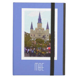 Monogram New Orleans Jackson Square iPad Air Cases