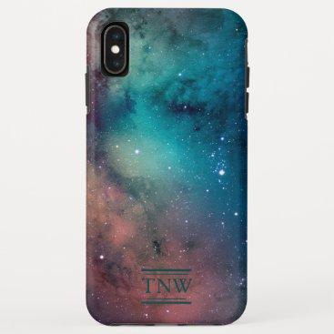 Monogram - Night Sky  - iPhone XS Max Case