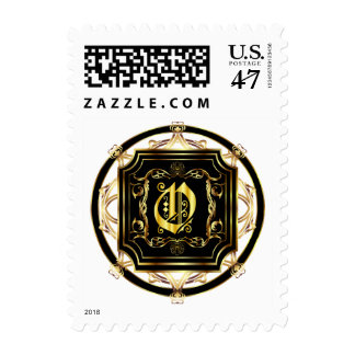 Monogram O Fits all Get Other Products W/Monogram Postage