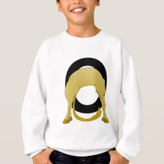 Monogram O Flexible Pony Personalised Sweatshirt