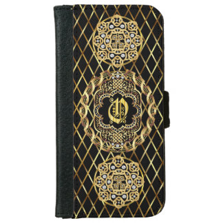 Monogram O IMPORTANT Read About Design Wallet Phone Case For iPhone 6/6s