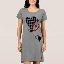 Monogram O Women's T-Shirt Dress