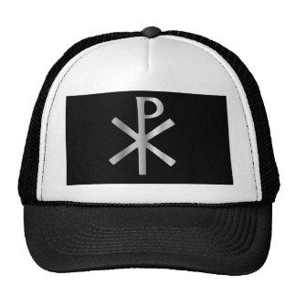 Monogram of Christ - chi rho Trucker Hat