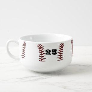 Baseball Bowls   Zazzle