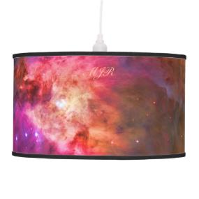Monogram Orion Nebula and Trapezium Stars Ceiling Lamps