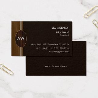 Monogram | Perfect Business Card