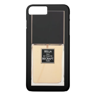 Monogram Perfume Bottle iPhone 7 Case