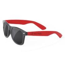 Monogram Personalized Name Sunglasses