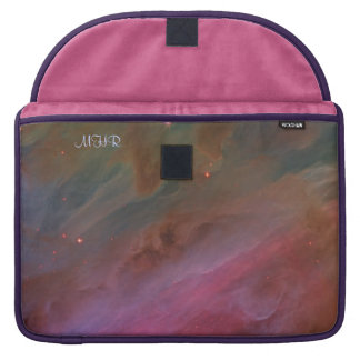 Monogram Pillars of Dust, Orion Nebula MacBook Pro Sleeve