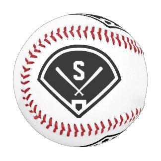 Monogram Playing Field Baseball