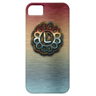 Monogram Precious Metals L iPhone SE/5/5s Case