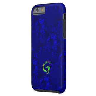 Monogram Purple Veined iPhone 6 case