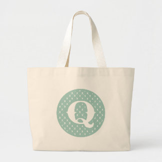 Monogram Q Jumbo Tote Bag