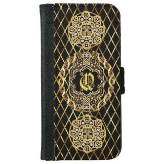 Monogram Q IMPORTANT Read About Design iPhone 6 Wallet Case