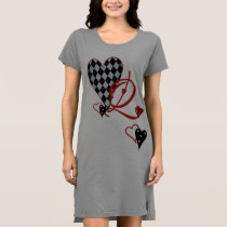 Monogram Q Women's T-Shirt Dress