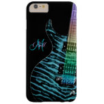 Monogram Rainbow Neck Guitar iPhone 6 Plus Case