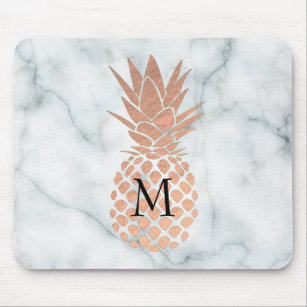 Rose Gold Pineapple Electronics Tech Accessories Zazzle