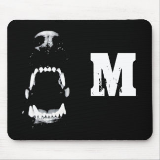 Monogram Rottweiler Mousepad