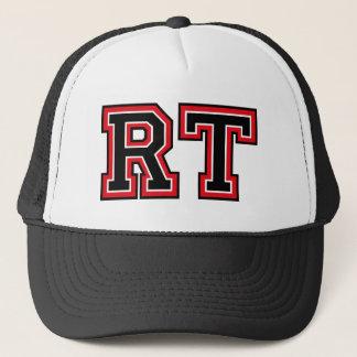 Monogram 'RT' initals Trucker Hat